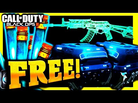 FREE GIFT from Activision for Black Ops 3 Season Pass Holders