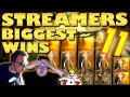 Streamers Biggest Wins – #11 / 2019