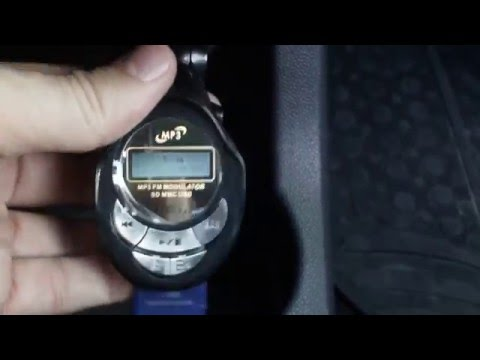 MP3 FM transmiter