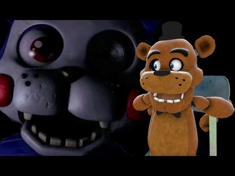 FREDDY AND CANDY REACT TO: Five Nights at Candy's 2 Trailer
