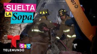 Adrian Di Monte describió su experiencia durante el terremoto | Suelta La Sopa | Entretenimiento