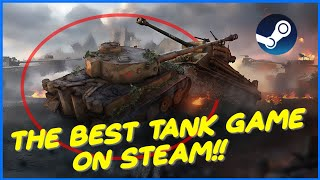 The BEST Tank Game on Steam (Not Clickbait) | Anime Tanks Arena