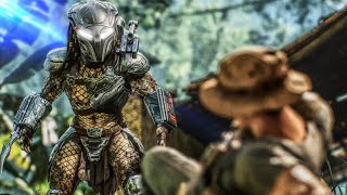 DESTROYING EVERYONE AS A PREDATOR In Predator Hunting Grounds Gameplay!