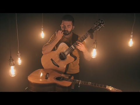SHAPE OF MY HEART (STING) - Luca Stricagnoli - Fingerstyle Guitar