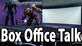 A Low Opening For Transformers?! - Box Office Talk