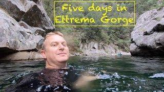 Hiking Ettrema Gorge, NSW, Australia