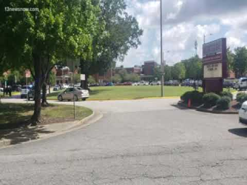 2 people wounded in shooting at Virginia high school, police say