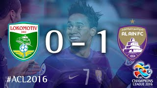 Video Gol Pertandingan Lokomotiv vs Al Ain