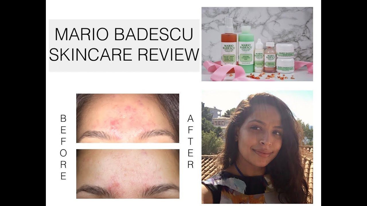 mario badescu drying lotion recension
