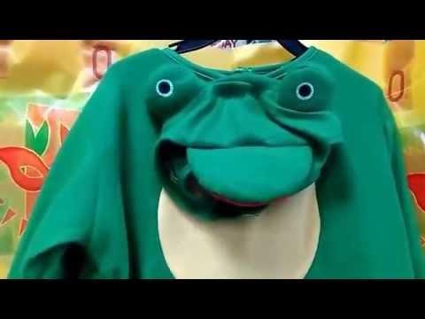 Disfraz de rana para beb youtube - Como hacer un disfraz de bebe ...
