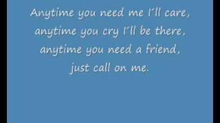 US5-Anytime (lyrics)
