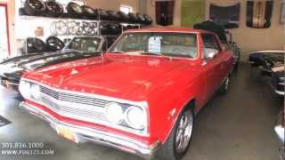 BIG BLOCK 1965 Chevrolet Chevelle Pro Touring SS for sale with test drive, walk through video