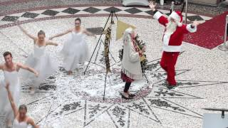 Christmas Spectacular: Dancing in a Winter Wonderland | Promo Voordekunst