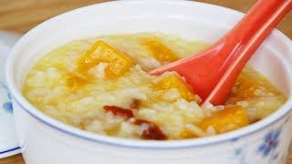 Magical Pumpkin Porridge to Prevent Stretch Marks During Pregnancy   CiCi Li's Recipe