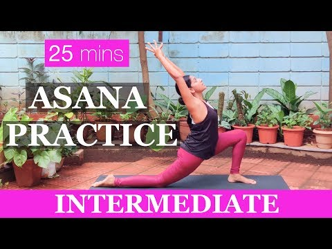Yoga Practice for