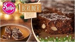 Berliner Brot / Weihnachtsgebäck / Sallys Welt