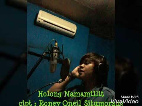 Lineker situmorang. holong namamillit
