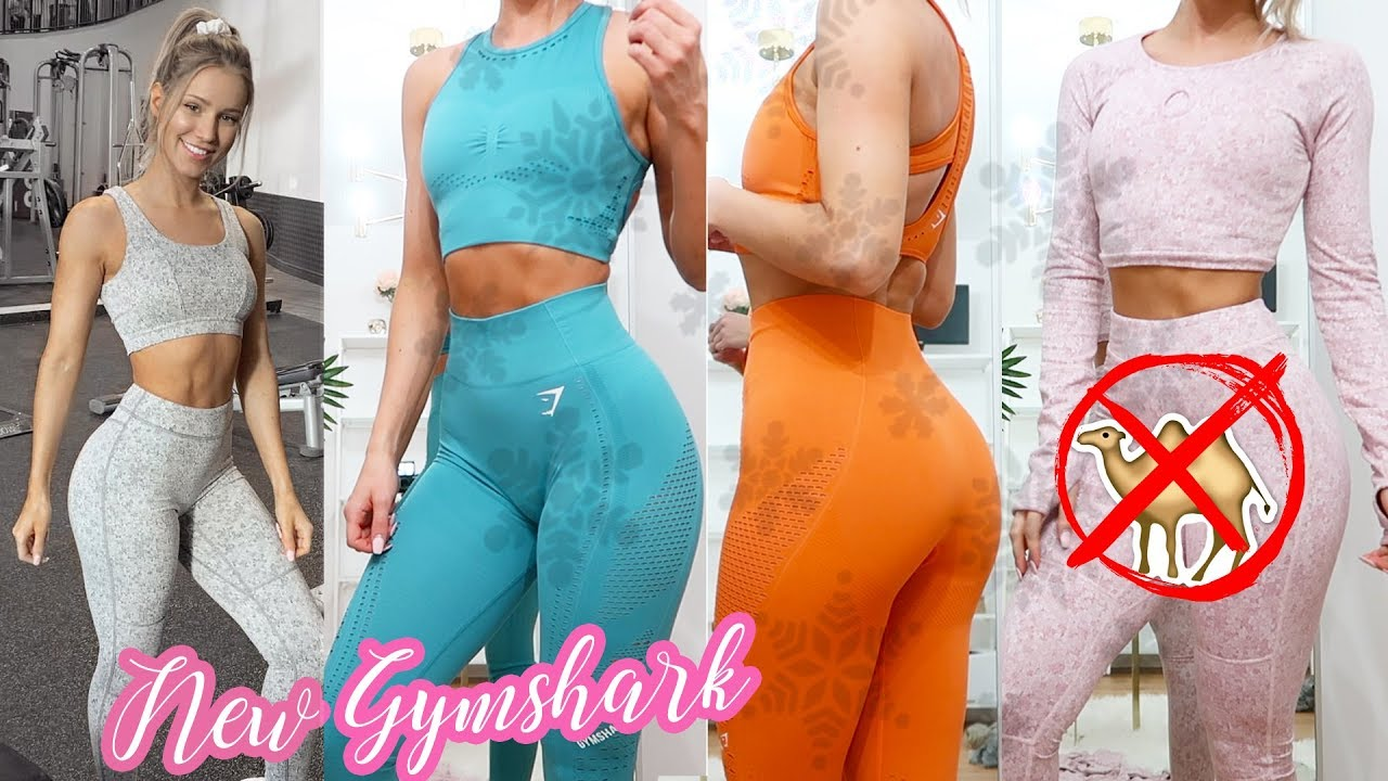 6b1cd706867a2 SAY BYE TO CAMELTOE ! GYMSHARK DOES WINTER ACTIVEWEAR RIGHT - YouTube