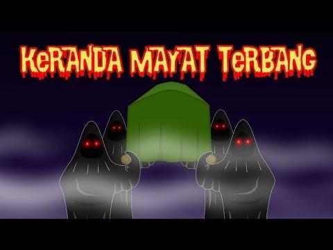 Misteri Keranda Mayat - Kartun Horor Lucu