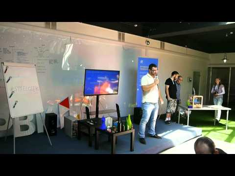 [GEEK INDUSTRIAL MeetUP: 3DPrint] Lecture 2