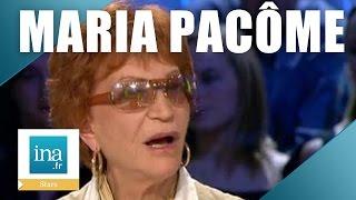 "Maria Pacôme ""Mauvais esprit"" | Archive INA"