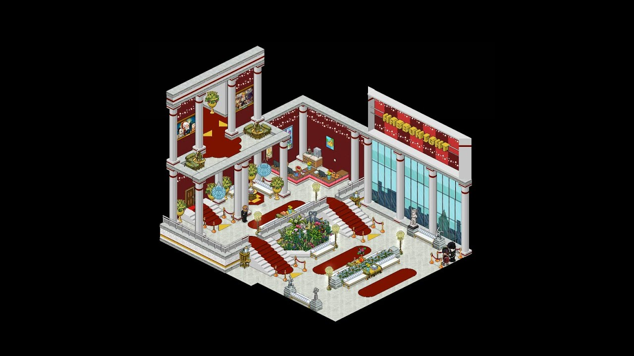 Rooms To Make On Habbo
