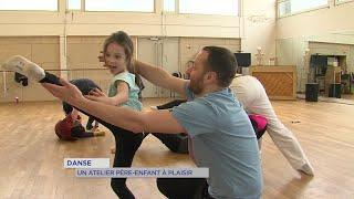 Yvelines | Danse : Un atelier père-enfant à Plaisir