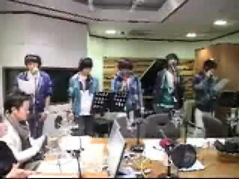 kkotboda namja ost ★stand by me -Shinee (live)★