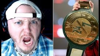 WWE Feeling the Pressure !! -  24 Title is BETTER Than the other Titles