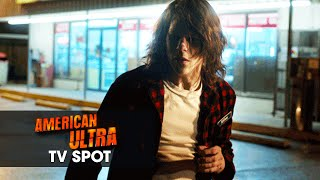 "American Ultra (2015) Official TV Spot – ""New Kind of Agent"""