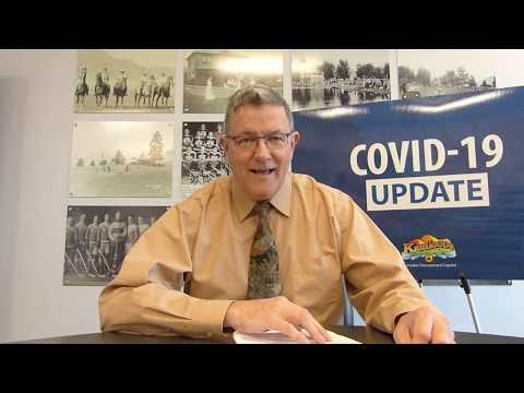 COVID-19 Update - March 27, 2020