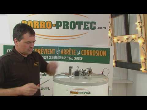 Fonctionnement De L'anode Corro-Protec
