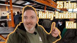 Motovlog #12: Jubiläums-Open House 25 Jahre Harley-Davidson Köln | Motovlog | flaschenkost
