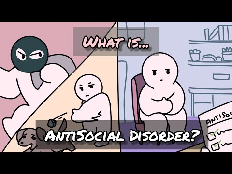 Antisocial Personality Disorder.. What is it?