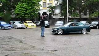 Bmw Club Georgia  Sarishvili Drifting