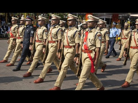 IPS (Indian Police Service) Training at SVPNPA by PVG Satish, IPS (2016)