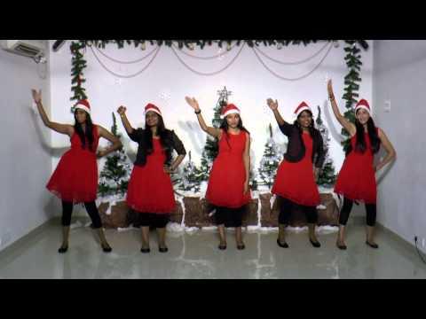 Agapé 2014 - Feliz Navidad - Dance