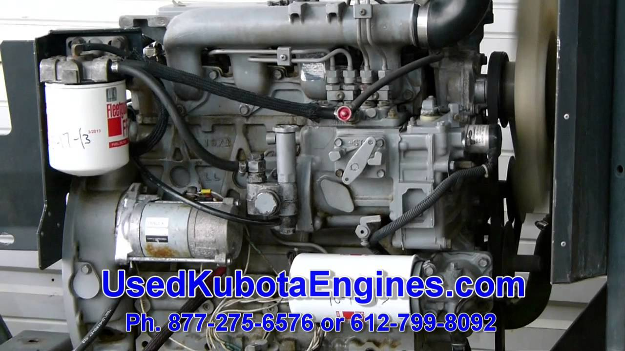 used kubota v2203 engine for sale ph  612-799-8092