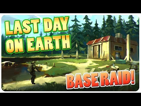 Raiding Clan Base + THE BIG ONE?!   Last Day On Earth: Survival Gameplay  #7