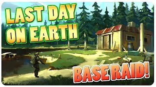 Raiding Clan Base + THE BIG ONE?! | Last Day On Earth: Survival Gameplay  #7