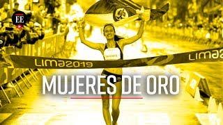 Deportistas colombianas, protagonistas en los Juegos Panamericanos de Lima 2019 - El Espectador