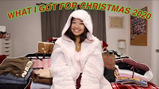 WHAT I GOT FOR CHRISTMAS 2020! Vlogmas Day 25 | Nicole Laeno