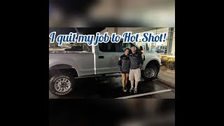 What I did to get started in Hot Shot Trucking