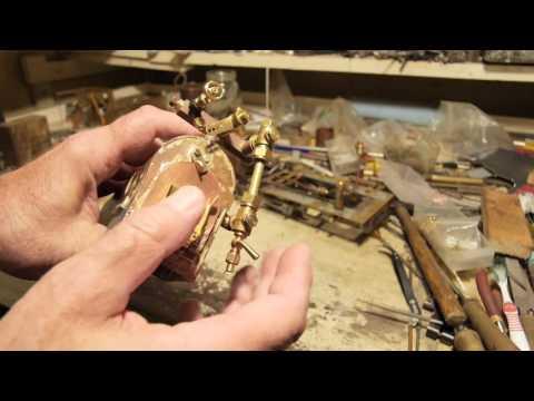 Boiler making for live steam model locos, Part 6