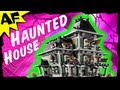 HAUNTED HOUSE Lego Monster Fighters Set 10228 Animated Building Review