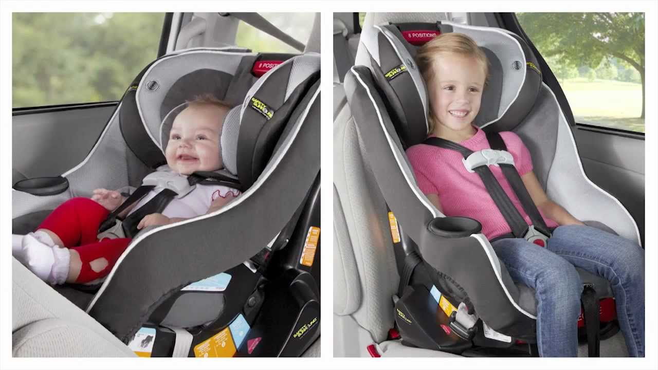 Graco Headwise 70 with Safety Surround - YouTube