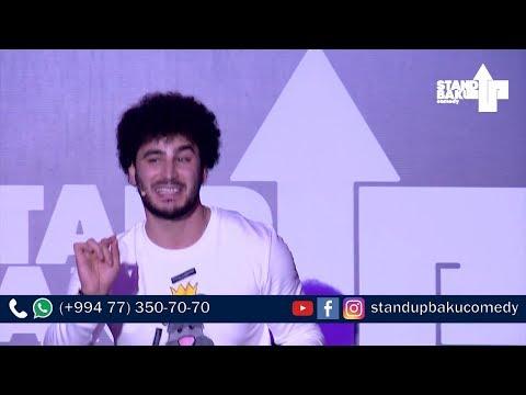 Ülvi Həsənli (Stand UP Baku 14-cü şou)