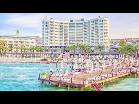 Boyalik Beach Hotel Spa Cesme Youtube