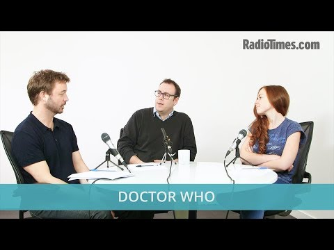 Radio Times Podcast | Doctor Who, I'm A Celebrity & Blue Planet II