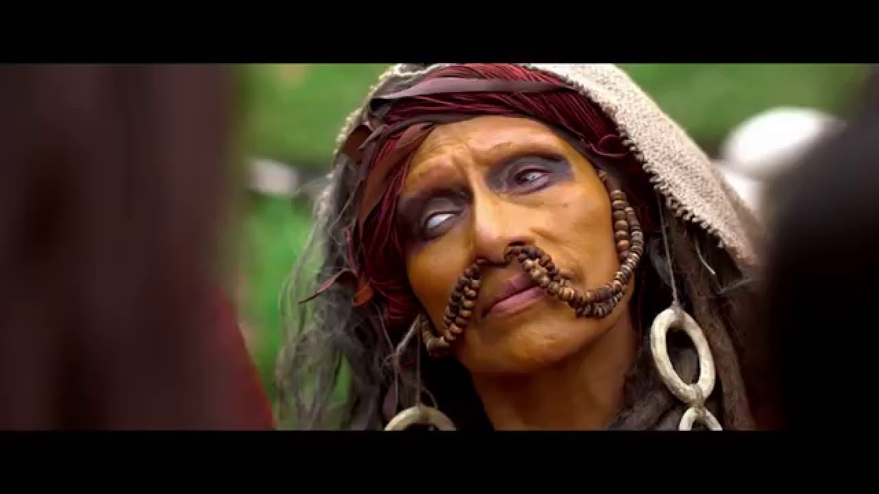 Download THE GREEN INFERNO Official UK Trailer